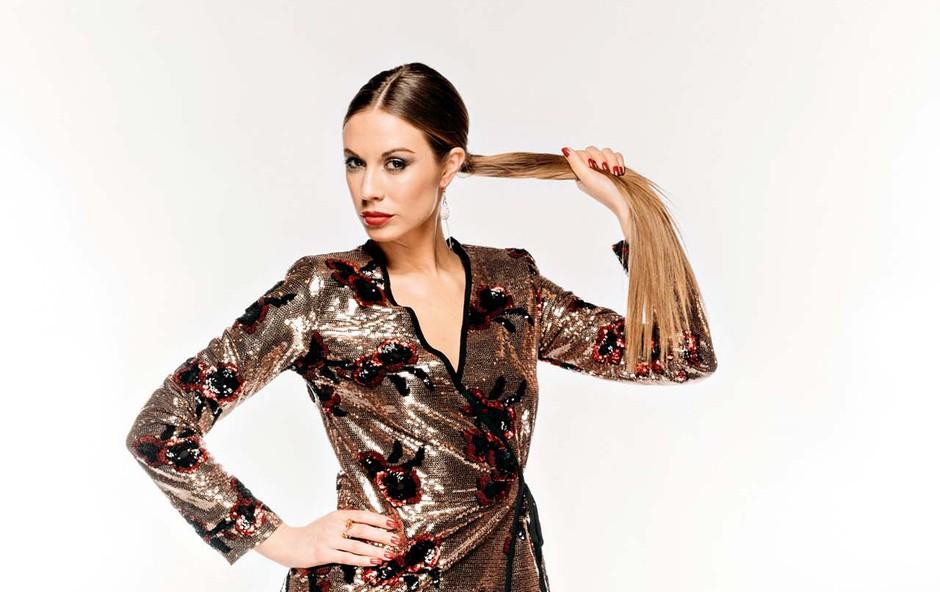 Tara Zupančič pričakuje izjemno plesno sezono (foto: Ana Gregorič)