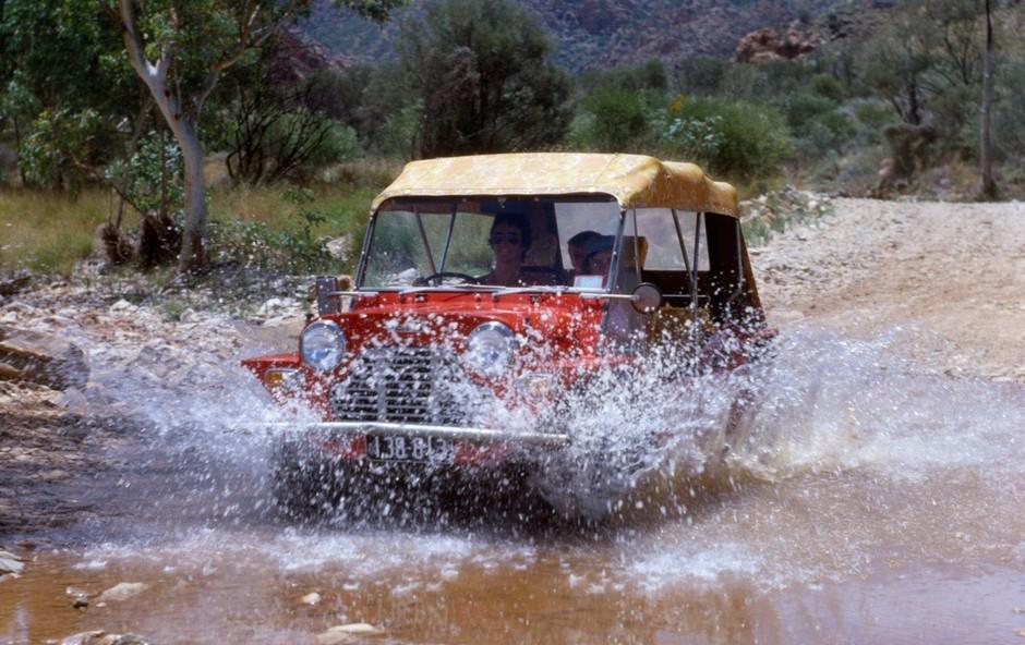 Poplave v Avstraliji doslej terjale dve smrtni žrtvi (foto: Profimedia)