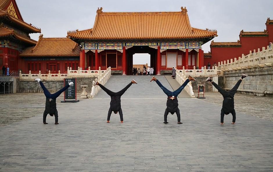Dunking Devils nastopili za več kot milijardo ljudi na Kitajskem (foto: Dunkng Devils)