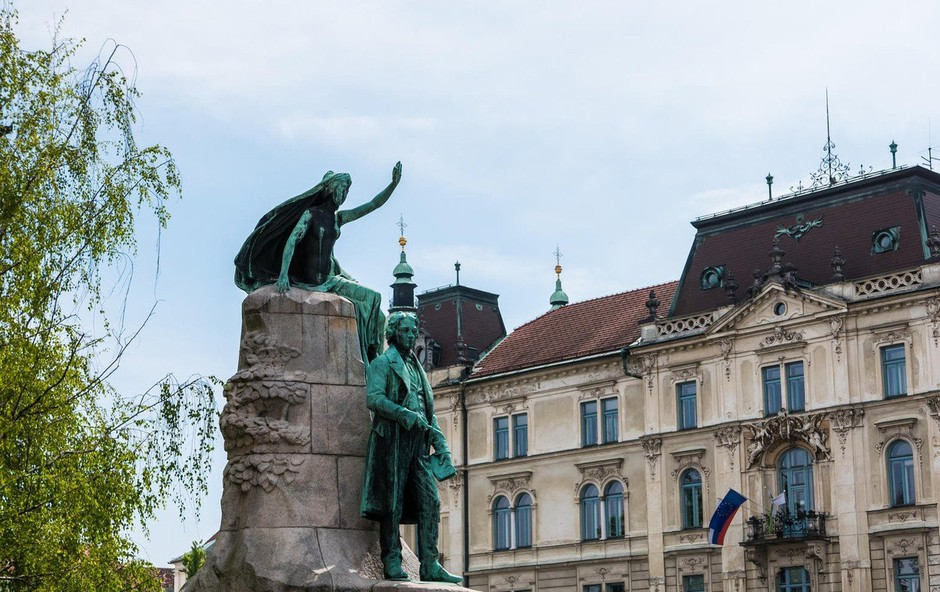 Slovenski kulturni praznik počastili tudi v Ottawi (foto: Profimedia)