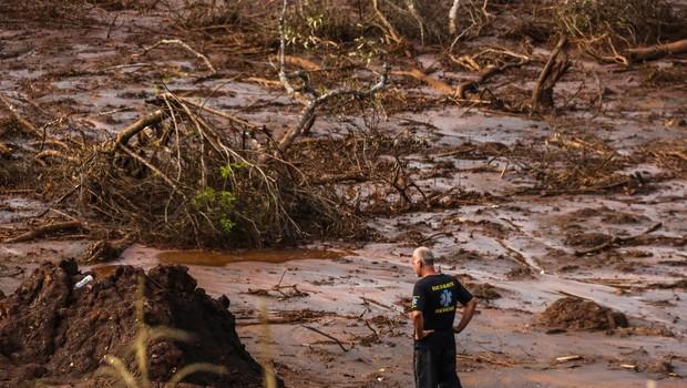 Po prvem bi se lahko v Braziliji zrušil še en rudniški jez, ki zadržuje nevarne odpadke (foto: profimedia)