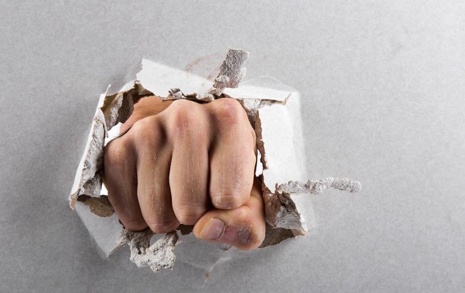 Nazoren resničen primer zdrave agresivnosti (2. del) (foto: profimedia)