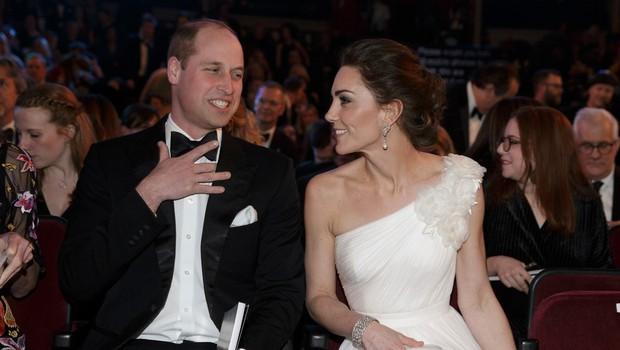 Kate Middleton se je na ganljiv način poklonila princesi Diani (foto: Profimedia)