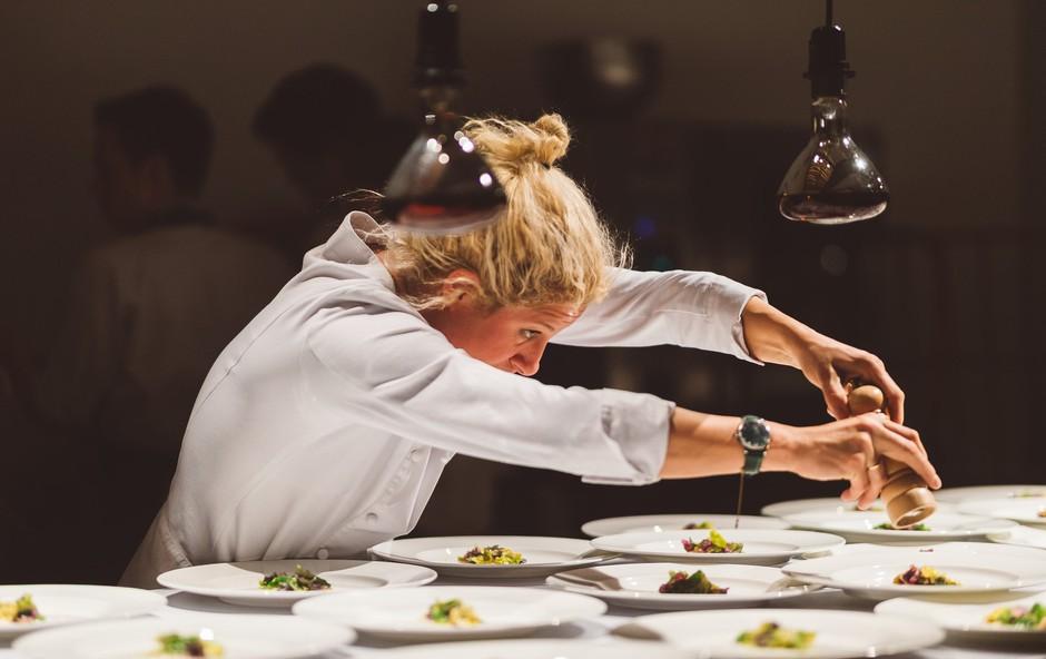 European Food Summit bo gostil največja svetovna kuharska imena (foto: Nino Verdnik)