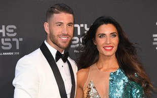 Sergio Ramos ljubi osem let starejšo