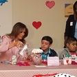 Melania Trump obiskala otroško bolnišnico v Miamiju