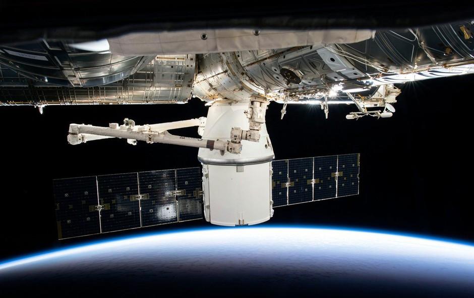 Leta 2021 bosta Mednarodno vesoljsko postajo obiskala turista (foto: profimedia)