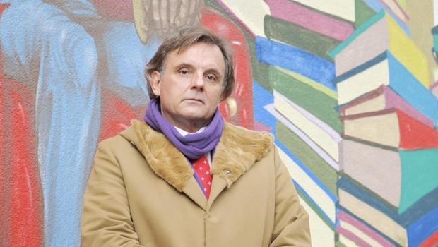 Igor Saksida (univerzitetni profesor): Raje pesem kot klobase (foto: ALEKSANDRA SAšA PRELESNIK)