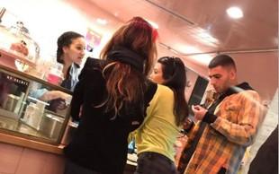 Kourtney Kardashian se spet druži z bivšim fantom