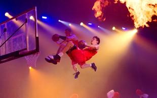 Dunking Devils Live: največji slovenski akrobatski cirkus prihaja v Halo Tivoli