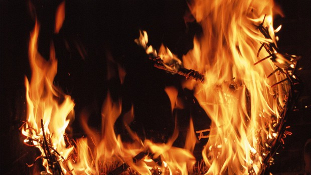 Razlaga sanj: Ogenj je sanjski simbol strasti, preobrazbe in očiščenja! (foto: profimedia)