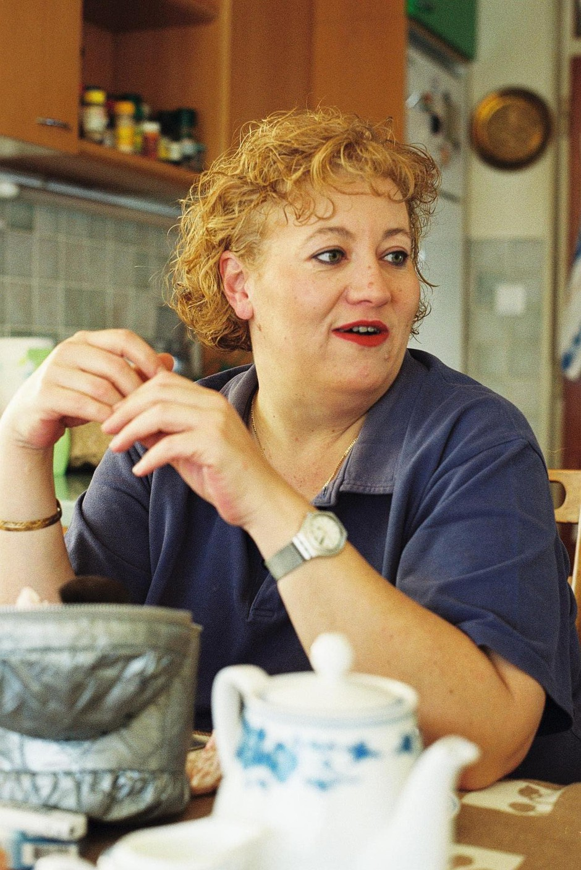 Šerbi je že dolga leta imela težave  z zdravjem, odpovedati bi se  morala sladkorju, kajenju in kavi,  a je dejala, da se ne bo: `Jaz  želim še naprej dobro živeti.´ (foto: GREGA GULIN)