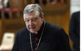Avstralskega kardinala Pella spoznali krivega za spolne zlorabe