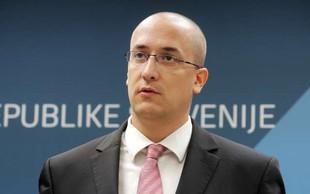 Premier Šarec sprejel Lebnov odstop