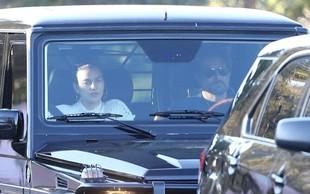 Bradley Cooper in Irina Shayk sta bila videti slabe volje, je za vse kriva Lady Gaga?