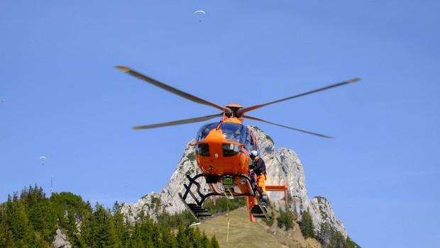 Policisti in gorski reševalci v Koritih Zadnjice našli mrtvega nemškega planinca (foto: profimedia)