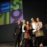 Izbrisana Mihe Mazzinija se iz Beograda vrača z nagrado za najboljši scenarij (foto: Fest47 Beograd Press)