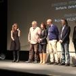 Izbrisana Mihe Mazzinija se iz Beograda vrača z nagrado za najboljši scenarij