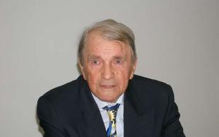 Peter Florjančič, slovenski izumitelj, praznuje častitljivih 100 let