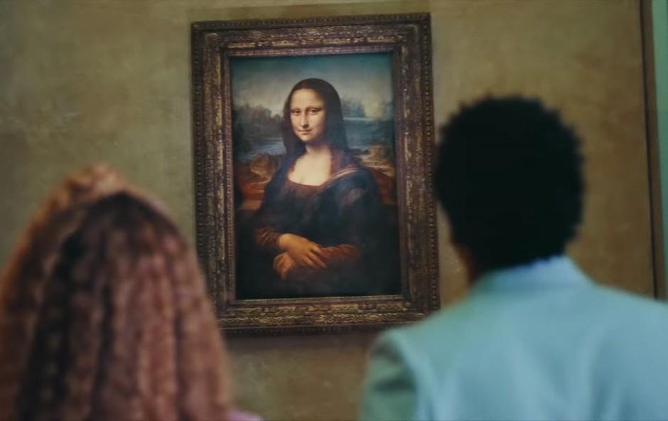 Avtor gole Mone Lise po presoji strokovnjakov morda sam Leonardo (foto: profimedia)