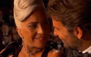 Kemija med Lady Gaga in Bradleyjem Cooperjem je očitna