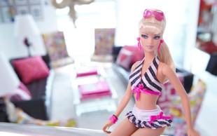 Barbika praznuje 60 let, a je še vedno mladostna