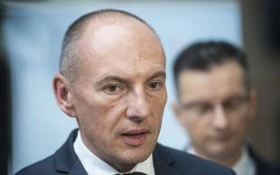 Po odstopu ministra Sama Fakina bo Šarec za novega ministra predlagal Šabedra