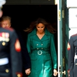 Voščilo Bele hiše Melanii Trump za rojstni dan zaradi neposrečene slike poželo kritike tviterašev