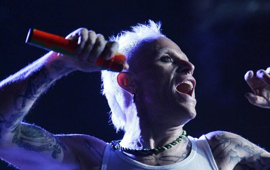Preiskava smrti Keitha Flinta iz skupine Prodigy: Pevec se je obesil (foto: Profimedia)
