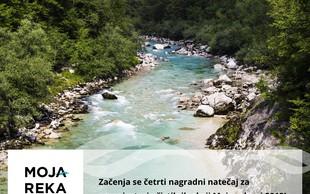 Natečaj Moja reka si 2019 že četrtič nagrajuje organizatorje čistilnih akcij