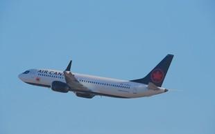 EASA zaprla evropski zračni prostor za letala boeing 737 max 8