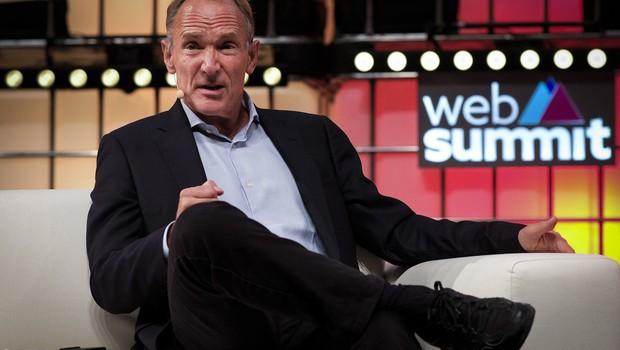 Tim Berners-Lee ob 30-letnici zasnovanja spleta s pozivom glede nadzora nad podatki (foto: profimedia)