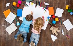 Tri zanimive aktivnosti za otroke: Šola? Ne, igra in zabava