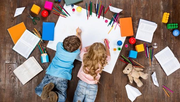Tri zanimive aktivnosti za otroke: Šola? Ne, igra in zabava (foto: SHUTTERSTOCK)