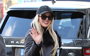 Tiffany Trump, hčerka Donalda Trumpa, se zabava v Beogradu