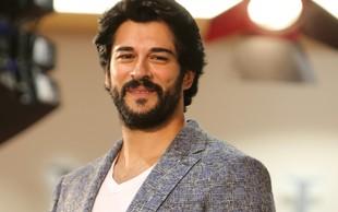 Burak Özçivit še pred rojstvom sinu odprl profil na Instagramu