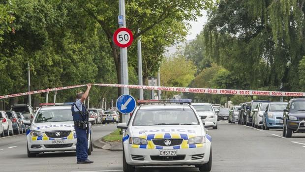 Pred napadom v Christchurchu je avstralski skrajnež poslušal četniško pesem (foto: Profimedia)