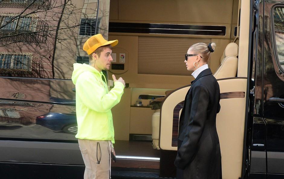 Justin Bieber naj bi bil sredi hude zakonske krize (foto: Profimedia)