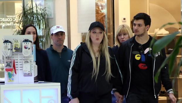 Srbski mediji: Tiffany Trump naj bi se hotela poročiti v Beogradu, a so njeni načrti padli v vodo (foto: Profimedia)