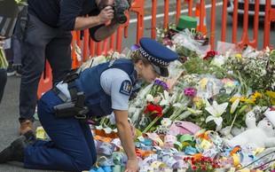 Aretirali 18-letnika, ki je delil video posnetek napada v Christchurchu
