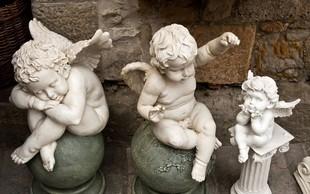 Tedenski navdih angelov: Spustite, pustite in dovolite, da se preprosto zgodi
