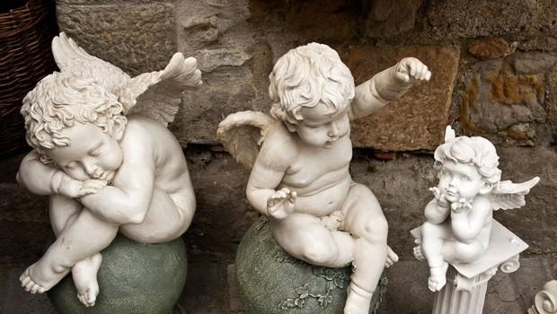 Tedenski navdih angelov: Spustite, pustite in dovolite, da se preprosto zgodi (foto: Profimedia)