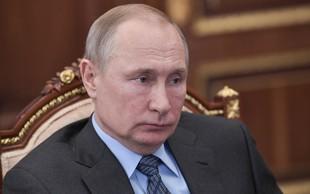 Putin podpisal sporna zakona o nespoštovanju oblasti in lažnih novicah
