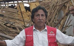 V Kaliforniji prijeli bivšega predsednika Peruja, ker je pregloboko pogledal v kozarec