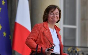 Francoska ministrica se je pošalila z zgodbo o mački Brexit