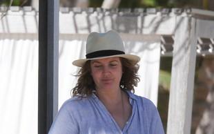 Drew Barrymore je pokazala, kako je videti povsem brez ličil