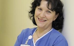 Dr. Lilijana Kornhauser Cerar (vodja oddelka ljubljanske porodnišnice): Pediatrija položena v zibelko