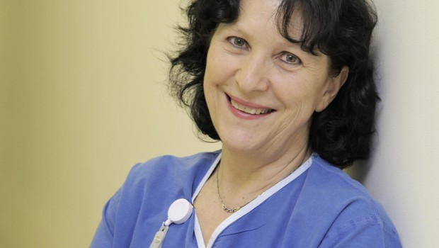 Dr. Lilijana Kornhauser Cerar (vodja oddelka ljubljanske porodnišnice): Pediatrija položena v zibelko (foto: Aleksandra Saša Prelesnik)