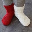Pisane nogavice - razpoznavni znak svetovnega dneva Downovega sindroma