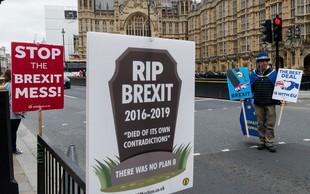 Brexit skrbi ali jezi kar 40 odstotkov Britancev